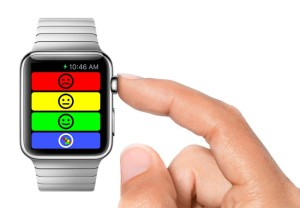 Sentyme on Apple Watch